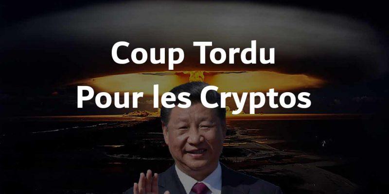 Chine attaque crypto bitcoin bitmain alibaba