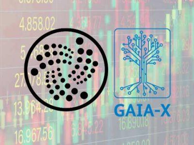 IOTA rejoint Gaia-X, MIOTA prend 50 %