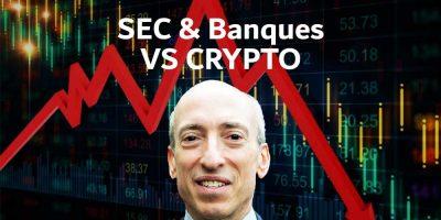 SEC et Banque combattent la Crypto