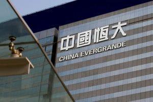 La menace de la faillite d'Evergrande