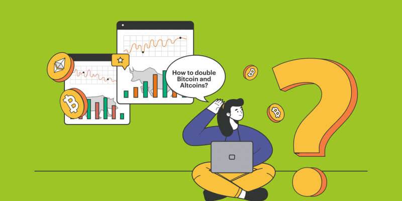 Comment Doubler vos Bitcoins et Altcoins Lors d'une tendance haussière ou baissière