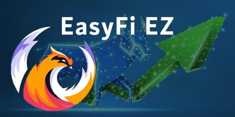 EasyFi EZ Finance Décentralisé Layer 2 Binance