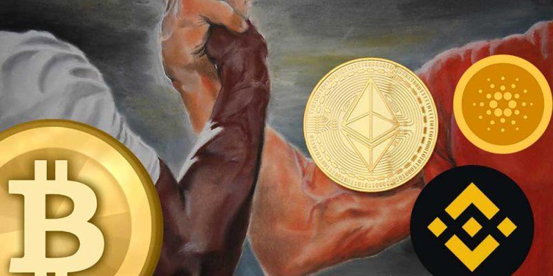 Cryptomonnaie : ADA ETH BNB massacrent Bitcoin en 2022 Bank of America