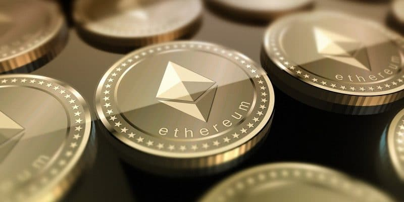 L'Ethereum prend le train du Bitcoin et exploseavec + 4% en 24 h! Et ce ce n'est que le début…