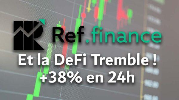 REF Finance Near Protocol